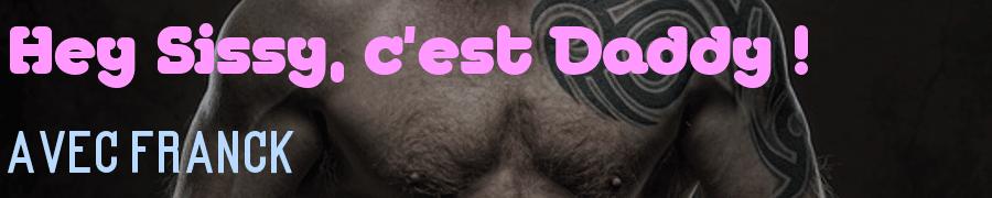 Image du sissytrainer c'est daddy sissy