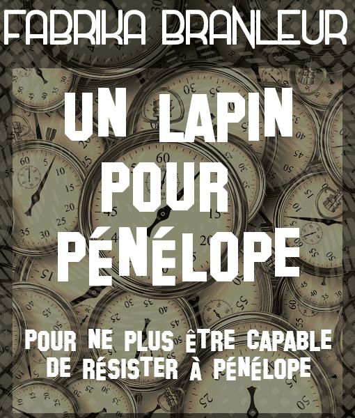 """Image du pack de Mp3 de pornaudio """"Un lapin pour pénélope"""""""
