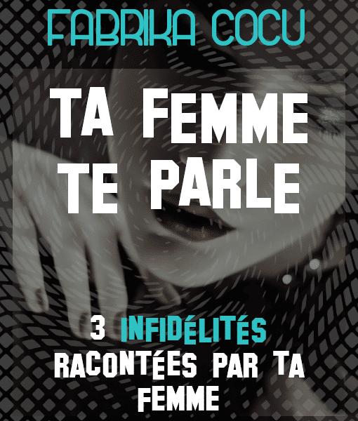 """Image du pack de podcasts érotiques pour cocu """"Ta femme te parle"""""""
